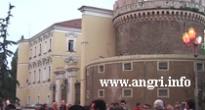 Angri, ordinanza di rimozione di dehors in Piazza Doria