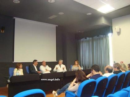 L'Ospedale Umberto I di Nocera Inferiore ringrazia l'Amministrazione Comunale di Angri per le attrezzature mediche donate