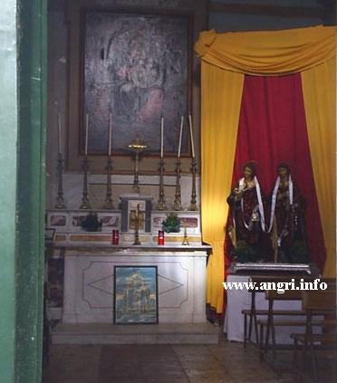 La Cappella Pisacane, un gioiello d'arte da recuperare