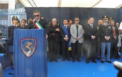La caserma della Polizia Stradale di Angri intitolata alla memoria dell'assistente Gerardo Manzo, vittima del dovere