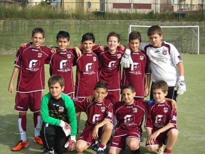 Facce da calcio, River Angri Soccer premiata a Firenze