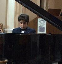 """Gran finale ad Angri per il""""Concorso Pianistico Europeo per giovani talenti"""""""