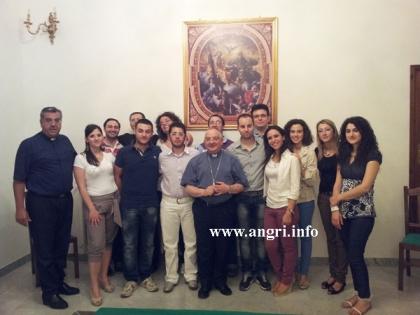 Diocesi di Nocera Sarno, il nuovo Vescovo punta sui giovani