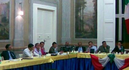 Il Consiglio Comunale ritorna provvisoriamente al Castello Doria