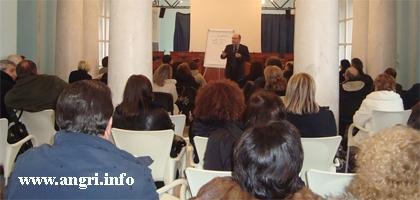 Al Comune di Angri la terza giornata di formazione per i dipendenti comunali.