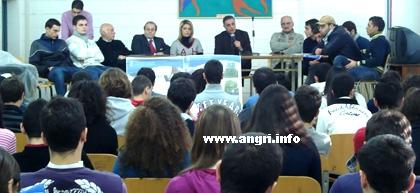 Forum dei Giovani, il Sindaco Mauri incontra gli studenti del Liceo