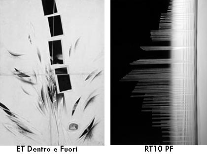 """Ernesto Terlizzi e Pino Falcone alla Mostra """"lo Stato dell'Arte in Campania"""""""