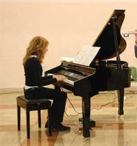 Giovani pianisti alla ribalta ad Angri