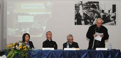 """Presentato il libro """"L'Audacia della Carità"""" sugli scritti di don Enrico Smaldone"""
