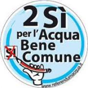 Contro la privatizzazione dell'acqua, incontro al Castello Doria