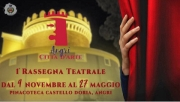 Angri, secondo appuntamento teatrale nella Pinacoteca del Castello Doria