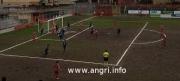 Angri - Sant'Agnello: 2-0.