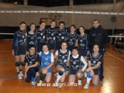 "Volley, l'Angri travolge la ""Sarno 2007"" : 3 a 0"
