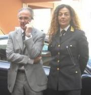 Vigili Urbani, lunedì la presentazione alla città del tenente Anna Galasso