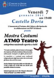 Castello Doria, anteprima Nazionale della Mostra Costumi Atmo Teatro