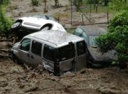 Colata di fango e detriti su Angri, chiuse le scuole