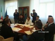 """Presentazione al Comune dello sportello pubblico """"Bioamico"""""""