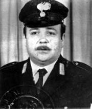 Commemorazione del militare Brigadiere D'Anna Gioacchino