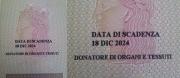 """Angri in Movimento: """"Carta identità-Donazione organi anche ad Angri"""""""