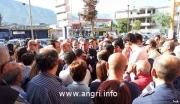 Incontro tra Amministrazione, cittadini di Via Nazionale e La Doria