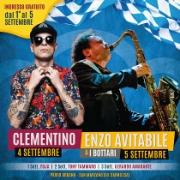 Okdoriafest2017, il meglio deve ancora venire: questa sera Clementino, domani Avitabile