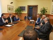 Salerno, vertice sicurezza in Prefettura con la Confesercenti