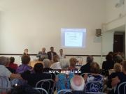 """Al Centro Diurno per Anziani il convegno """"L'anziano oggi: un incontro con la salute"""""""