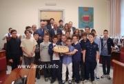 """""""Coppa dei Campioni di Matematica Città di Angri"""", premiati i vincitori"""