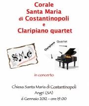 Concerto della Corale Santa Maria di Costantinopoli