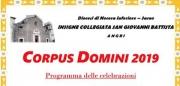 Angri, al via le celebrazioni  del Corpus Domini