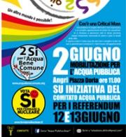 Critical mass, con le biciclette per dire si  ai quattro  referendum