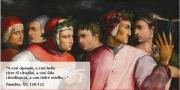 Angri, incontri con Dante