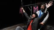 Don Chisciotte al Teatro Diana di Nocera Inferiore, con Claudio Di Palma e Lello Arena