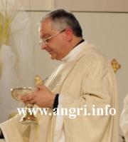 Il Vescovo Giuseppe Giudice incontra i giovani