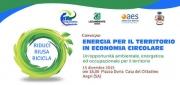 """Angri, convegno su """"Energia per il territorio in economia circolare"""""""