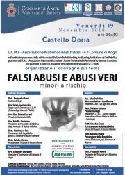 Falsi abusi e abusi veri: minori a rischio