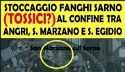 Stoccaggio fanghi del Sarno ad Angri, nuova interrogazione del M5S