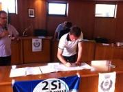 Acqua pubblica, firmato il protocollo d'intesa