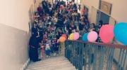 Angri, primo giorno di scuola per gli allievi dell'istituto Suore Compassioniste Serve di Maria
