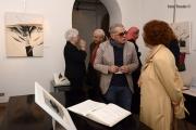 """Prorogata fino al 14 giugno la Mostra romana """"Collage… Pittura"""""""