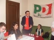 Congresso Pd di Angri, Giancarlo Palmiro D'Ambrosio è il nuovo segretario