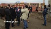 Iacp di via Satriano, il Sindaco Mauri incontra gli assegnatari degli alloggi