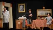 """Angri.Teatro al Castello Doria, in scena  """"Non ti pago"""""""