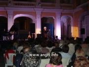 Successo di pubblico a Palazzo Doria per Isa Danieli