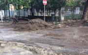 Angri. Evento franoso e colata di fango, conferenza stampa al Comune