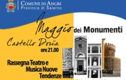 """Al via ad Angri la rassegna """"Maggio dei Monumenti"""""""