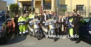La Protezione Civile di Angri dotata di due nuovi motoveicoli