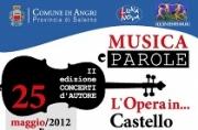 II Edizione Rassegna MUSICA E PAROLE