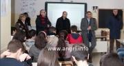 Presentata anche agli alunni dell'Opromolla la gara di Matematica