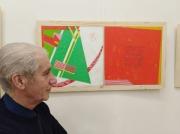 Le Geometrie Materiche di Gianni Rossi in mostra ad Avellino